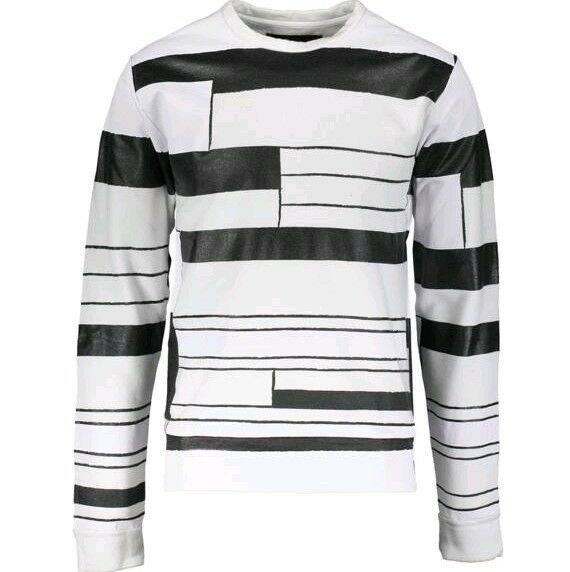 TOURNE DE TRANSMISSION Klee Fleece Lined Sweatshirt UK M, UK L