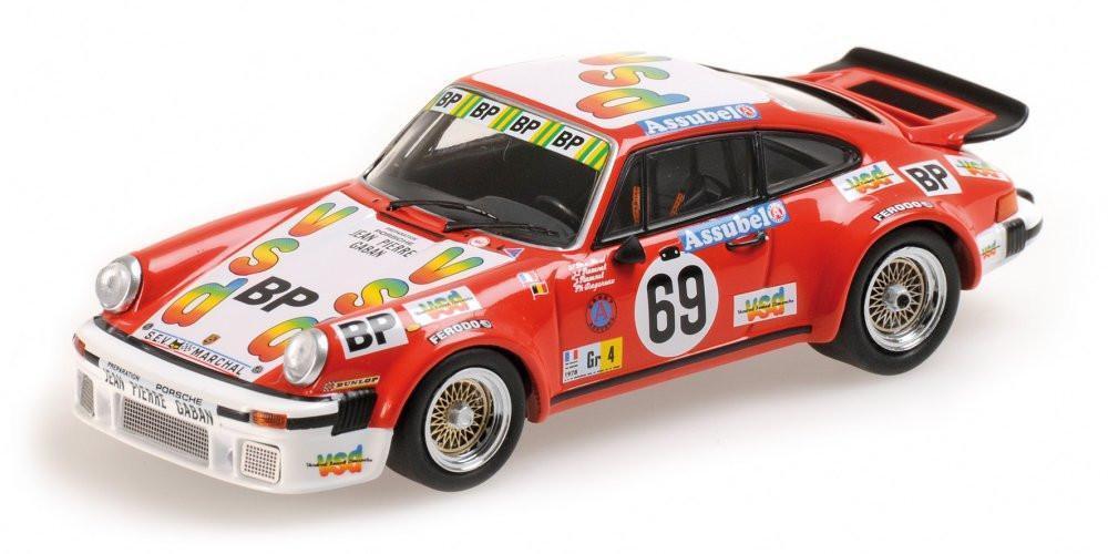 Minichamps 1 43 Porsche 934 'y Eddie D' 24 H Le Mans 1978 400786469