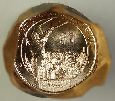 2008 P $1 Sacagawea Dollar BU Roll 25 Coins Native American