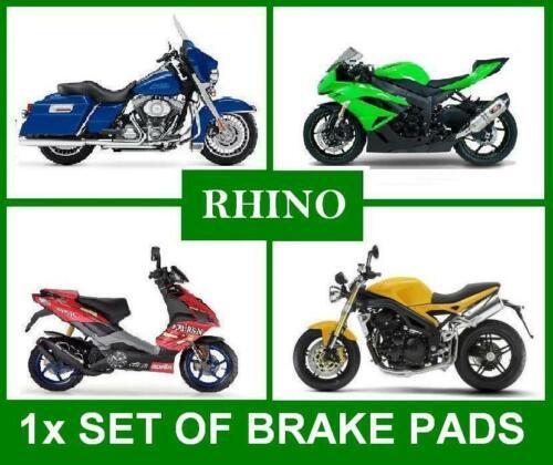 German Quality RN260 FA260 SFA260 2000 to 2015 Piaggio ZIP 50 Front Brake Pads