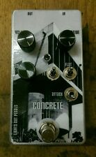 CONCRETE by LIGHTS OUT Fuzz war Big Muff, Tonebender, Death by Audio Shoegaze