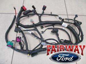 05 07 super duty oem ford engine wiring harness 6 0l 11 4 2004 and rh ebay com ford 6.0 engine wiring harness ford f150 engine wiring harness diagram