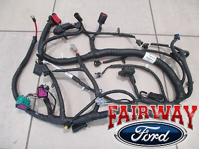 05-07 super duty oem ford engine wiring harness 6.0l 11/4/2004 and later  build | ebay  ebay