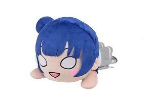 SEGA Love Live Sunshine TSUSHIMA YOSHIKO Mega Jumbo Nesoberi Stuffed Plush Doll