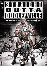 STRAIGHT OUTTA DUDLEYVILLE THE LEGACY OF DUDLEY BOYZ wwe 3-DISC dvd BRAND NEW