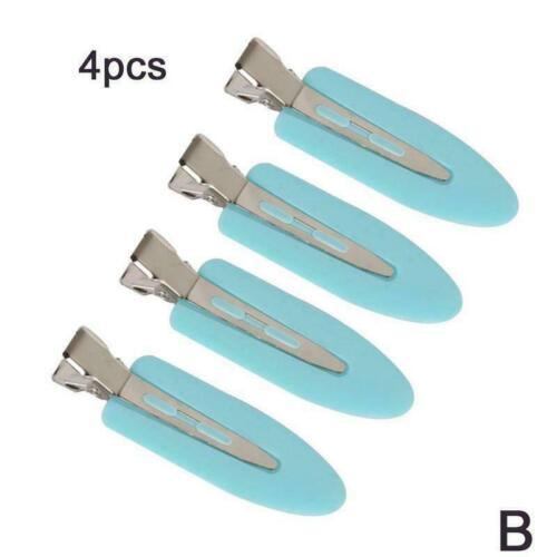 4pcs Hair Clip No Bend Hair Bangs Clips Fashion Simple Headwear Styling S7A7