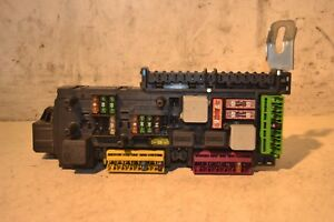 Details about Mercedes C Class Fuse Box 2049060205 W204 C204 Coupe Sam  Relay Box 2012