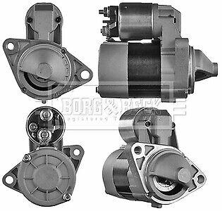 Motor de arranque BST2269 Borg /& Beck 0001116006 233009F600 1116006 Nuevos De Calidad