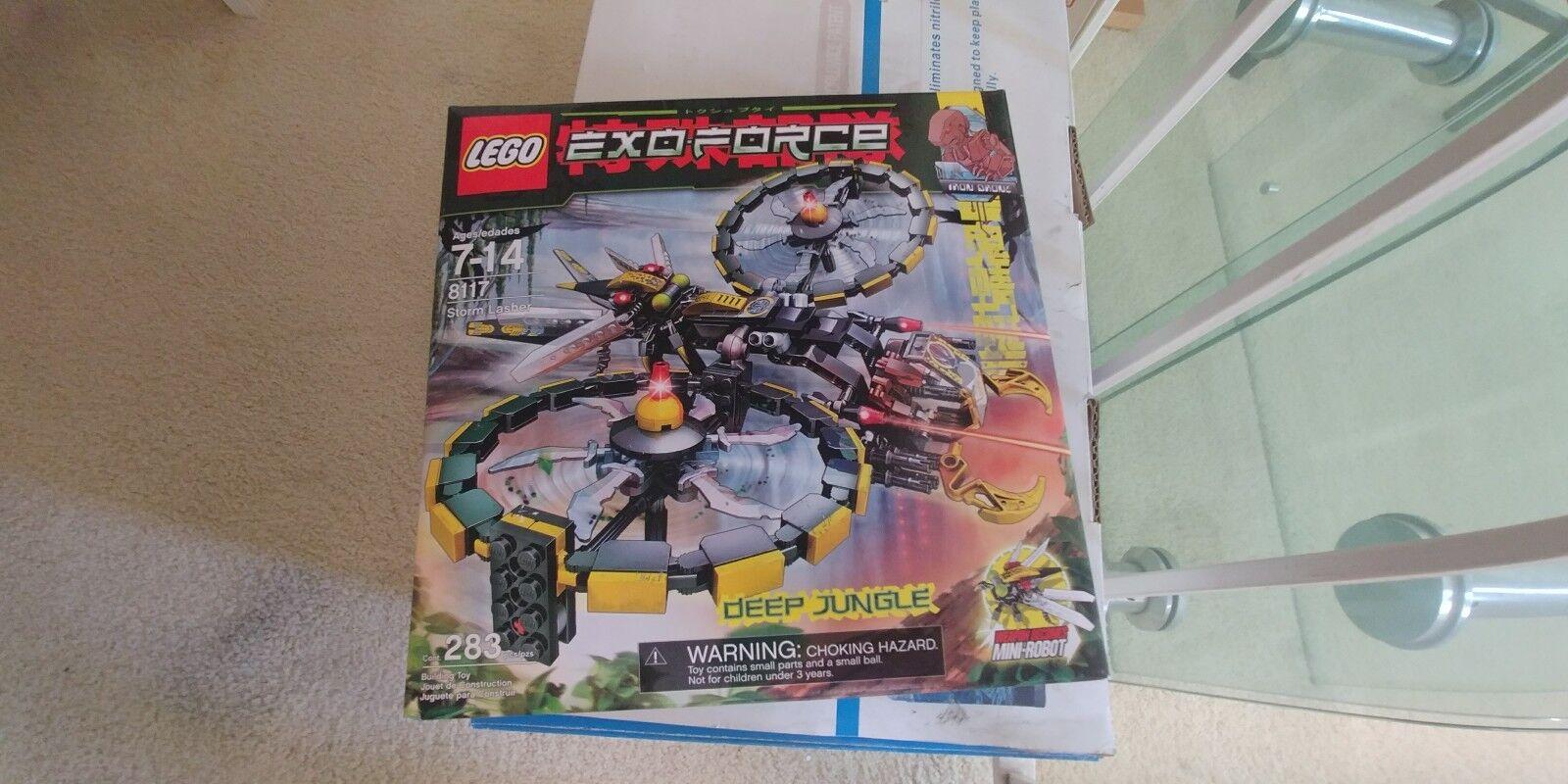 LEGO Exo-Force The  Robots Deep Jungle Storm Lasher NISB (Item  8117)  prezzi eccellenti
