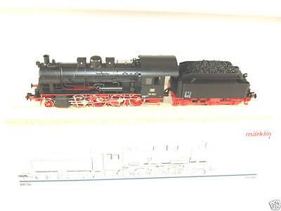 Ambizioso Märklin 55280 Traccia 1 Locomotiva A Vapore Br 56 Digital Sound Condizione Nuova
