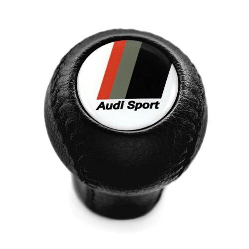 Audi Sport Schaltknopf Schaltknauf B2 B3 B4 80 90 100 200 V8 85 89 S2 A3 A4 A6