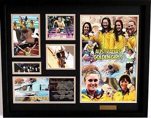 New-Australian-Golden-Girls-Sally-Pearson-Limited-Edition-Memorabilia-Framed