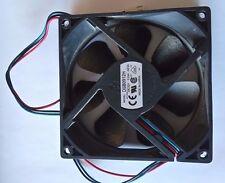 Ventilateur  Delta Electronics   DSB0912H 92  x 92 x 25 mm 3Pin , 12V_0.24A.