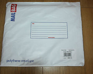 320 x 440mm Mailing Postage Postal Mail Bags Choose Qty Pink 13 x 17