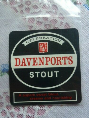 DAVENPORTS BREWERY .BEER BOTTLE LABEL VARIOUS LABELS  £1.10 EACH 1 P/&P COST