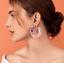 Acrylic-Geometric-Earrings-Statement-Charm-Dangle-Vintage-Punk-Earrings-For-Girl thumbnail 12