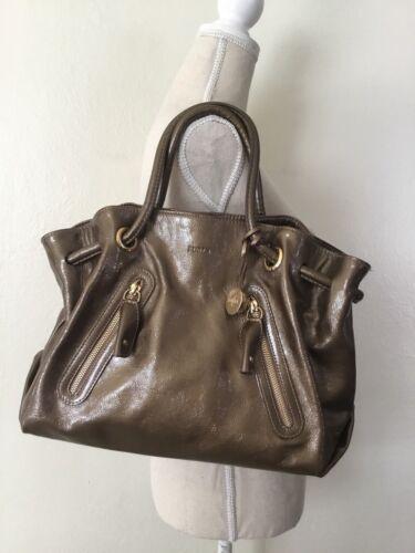 Atemberaubende Furla Leder Aus Handtasche Von nqWa7H6