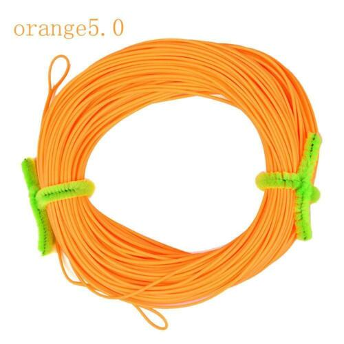 Weight Forward Floating Fly Line WF//5//6//7//8F Trout Fly Fishing All Sizes de