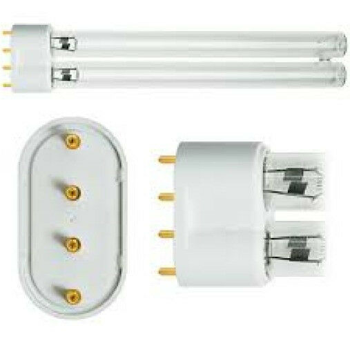 24 Watt Jebo UV-H24 UV Germicidal Sterilizer Light Bulb 24W,2G11 Jebao Pond