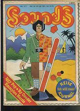Sounds May 5 1977 Iggy Pop Ry Cooder Emmylou Harris German rock mag MBX94