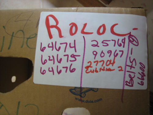 """QTY 50 3M 64674 ROLOC Surface Conditioning AVFN  TR Discs A//O 2/"""" Dia"""