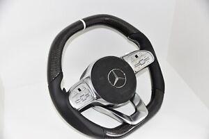 Mercedes-Sportlenkrad-Carbon-Sportpaket-Amg-C257-W463-C117-G63-A35-CLS53-G500