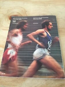 1976-Olympics-Montreal-1976-Guide