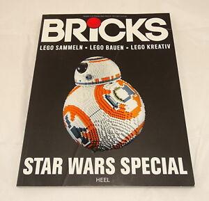 BRICKS . Star Wars Special . Lego Sammeln . Lego Bauen . Lego Kreativ - Berlin, Deutschland - BRICKS . Star Wars Special . Lego Sammeln . Lego Bauen . Lego Kreativ - Berlin, Deutschland