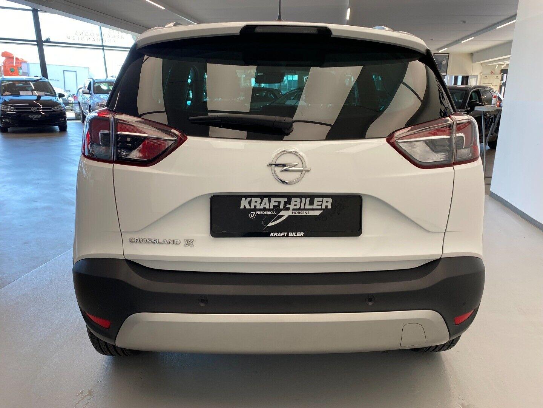 Billede af Opel Crossland X 1,2 Impress