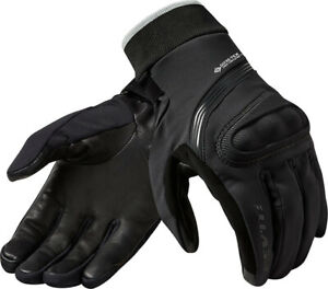 Guanti-moto-Revit-Rev-039-it-Crater-2-nero-goretex-invernali-black-winter-gloves