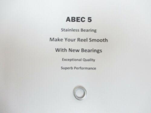 Shimano Curado 301 dhsv BNT2192 ABEC 5 Inoxydable BEARING 8x12x3.5 #24