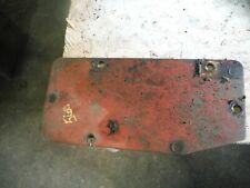 Ih Farmall M 400 450 560 Tractor Belt Pulley Delete Cover 236