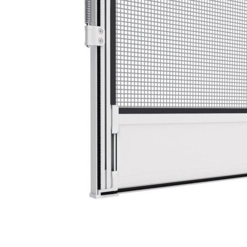 easylife Insektenschutz-Alu-Tür 100 x 215 cm braun proLINE