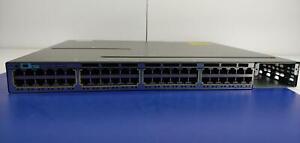 Genuine-Cisco-WS-C3750X-48P-L-48-Port-10-100-1000-PoE-Switch
