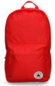 Converse Edc Us Sac à Dos Ordinateur Portable Sac Sac Red Rouge Nouveau-afficher Le Titre D'origine