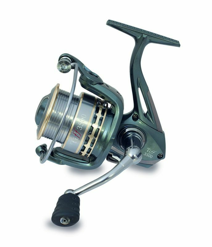 MULTIF35 Colmic Mulinello pesca Feeder Tiff 3500 fd spinning bolognese  PP