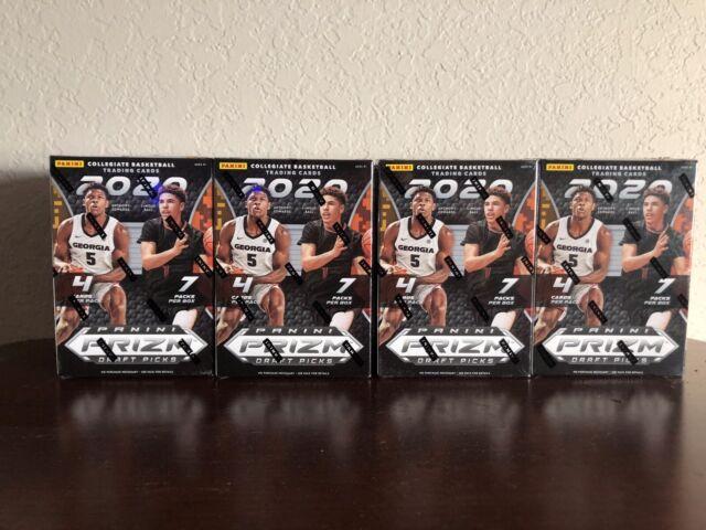 2020-2021 Panini Prizm NBA Draft Picks Basketball  BLASTER BOX NEW One Box Price