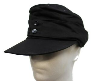 GERMAN ARMY WW2 STYLE M43 FIELD HAT   CAP IN BLACK by MILTEC  832c0461b2f