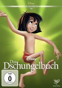 Das-Dschungelbuch-Walt-Disney-Classics-1967-NEU-OVP-Buch-von-Rudyard-Kipling