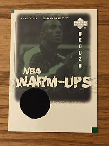 2001-Upper-Deck-KEVIN-GARNETT-Game-Used-Jersey-Basketball-Card