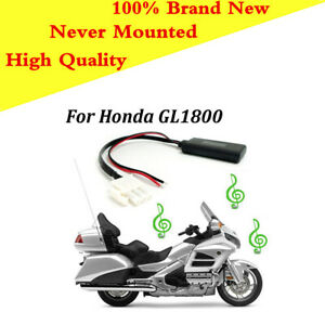 1PC-23cm-Motorcycle-3-PIN-Copper-Bluetooth-Aux-Cable-for-Honda-Goldwing-GL1800