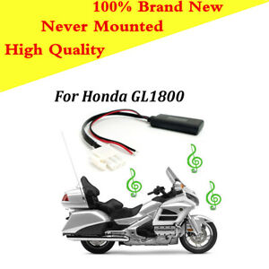 1pc 23cm Motorcycle 3 Pin Copper Bluetooth Aux Cable For Honda Goldwing Gl1800 Ebay