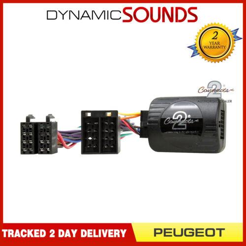 DS-PG006 PIONEER Steering Wheel Control Adaptor For Peugeot 206,307,406,607,807