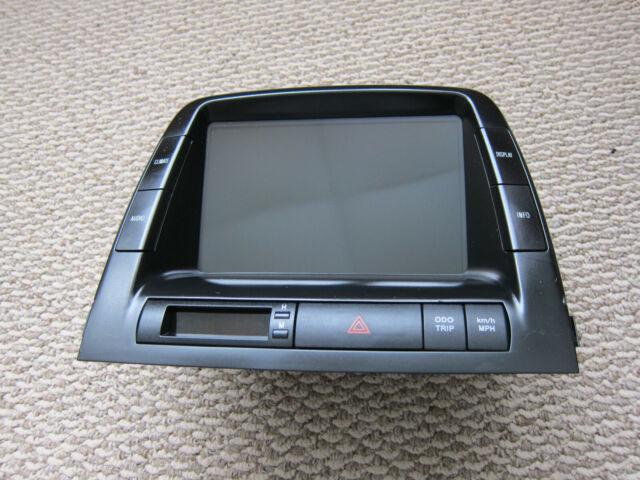 04 05 06 Toyota Prius Navigation Dispaly Information Center Screen 86110-47071
