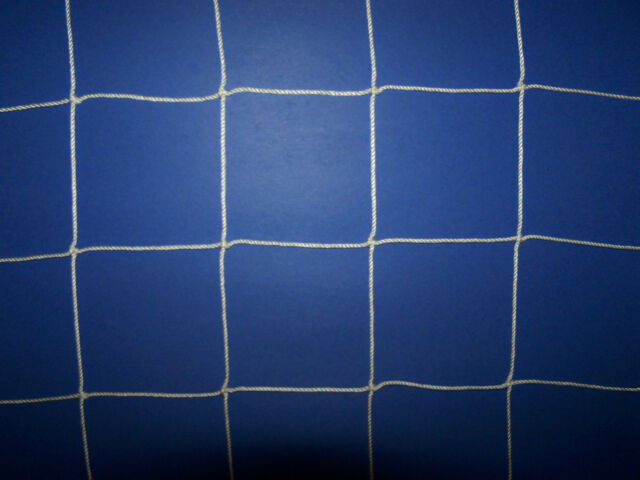 100/' x 25/' FISHING NET SOCCER FOOTBALL STRAW TIKI HUT PALAPAS PROTECT THATCH