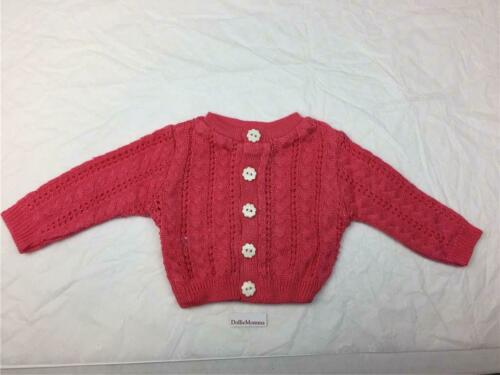 American Girl Kit Photographer Outfit~Dress~Sweater//Cardigan~Hair bow~never worn