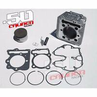 Honda Xr400 Top End Cylinder Rebuild Overhaul Ring Piston Kit 1996 - 2015 Trx