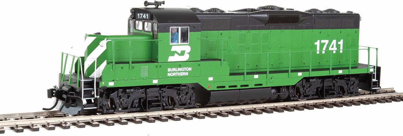 Spur H0 - Diesellok EMD GP9 Burlington Northern -- 10403 NEU
