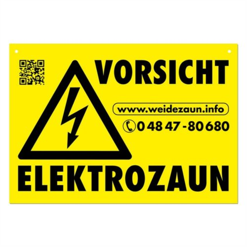 50m Elektrozaun Komplettset für Hunde Elektronetz mit Weidezaungerät Hundezaun