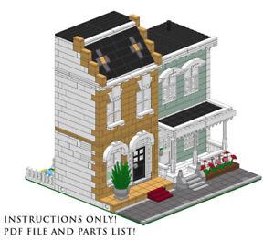 The Lego Neighborhood Book Pdf